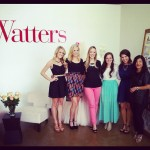 Such a fun time spent with the fabulous Vatana Watters and the lovely ladies of Brides of North Texas!